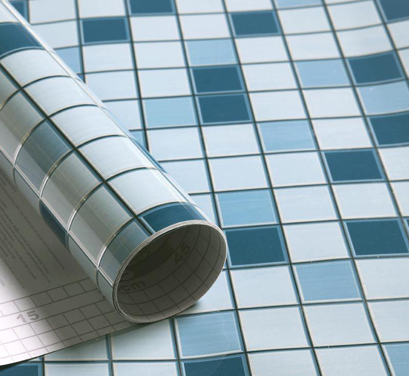 【墙面翻新改造墙贴纸 卫生间防水自粘壁纸墙.jpg