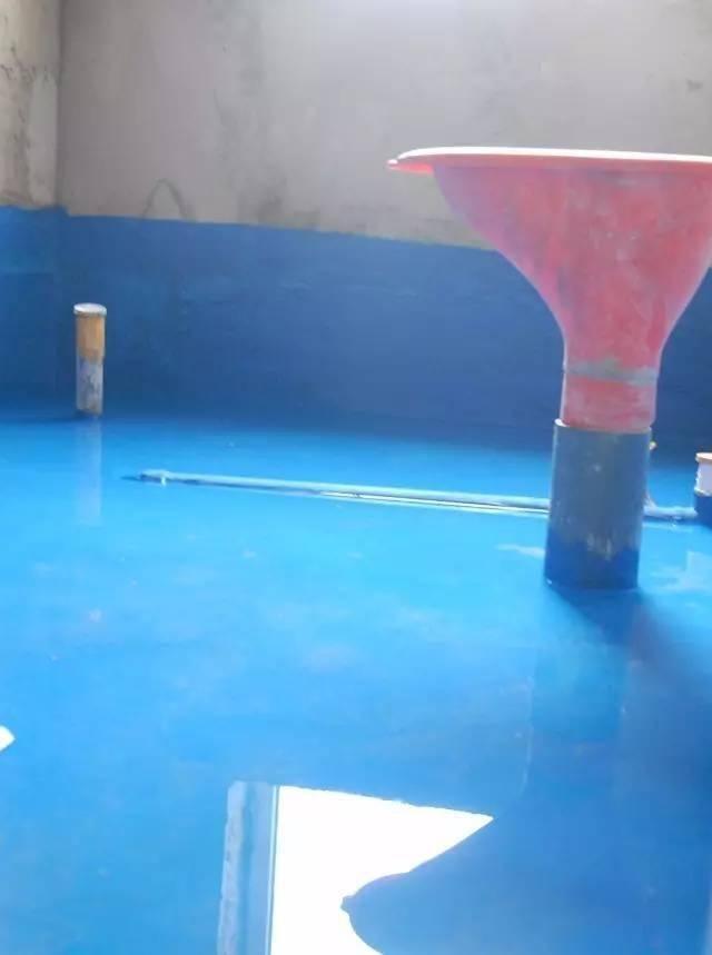 【防水涂料厂家】家庭装修防水常见问题