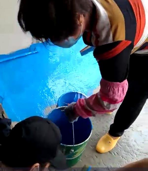 【防水涂料代理加盟】防水卷材为何不适宜家庭防水?