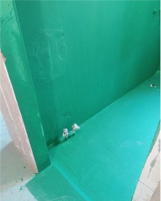 【防水涂料十大品牌有哪些】水泥基渗透结晶防水涂料工艺流程