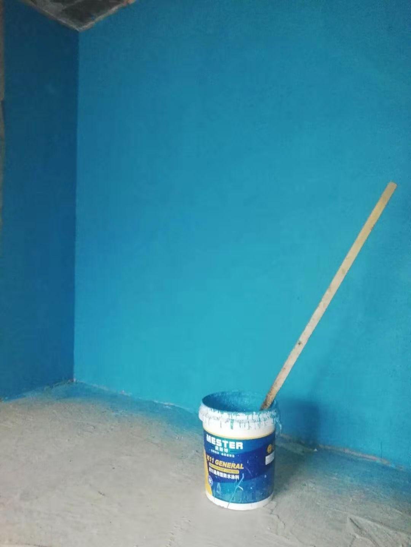 「防水涂料代理加盟」卫浴装修的防水处理尤为重要